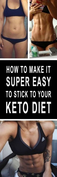 How to stick with Keto