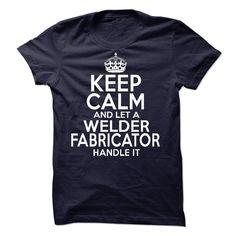 Cool Welder Fabricator T Shirt