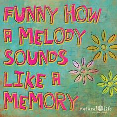 Life is a Melody!