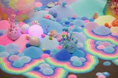 Pip & Pop - Multicoloured Magical Worlds | Patternbank