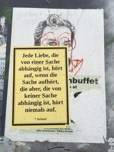 berlin street wisdom