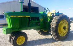 Jd Tractors, John Deere Tractors, John Deere Equipment, Tractor Implements, Mean Green, Antique Tractors, Vintage Farm, Rubber Tires, Number One