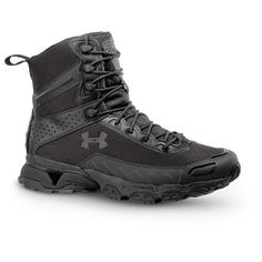 Men's UA Valsetz Tactical Hiking Boots by Under Armour $79.19 - $117.56. I like these boots!(smokey mtns)