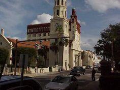 St. Augustine Express - Oldest Catholic Parish in America. FloridaFunShuttle.com