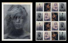 Signed Copy of Diego Uchitel Polaroids
