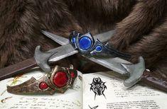 Circlets diadem The Elder Scrolls V: Skyrim TES | Etsy Skyrim Mage, Circlet, Only Girl, Elder Scrolls, Headgear, The Magicians, Different Colors, Geek Stuff, Stone
