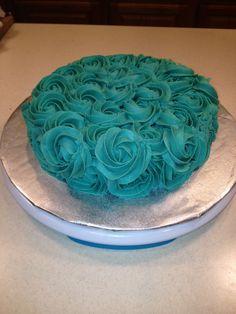 Rose Swirl- Red Velvet with vanilla buttercream filling/frosting     See Cake Princess on Facebook.