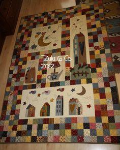 Zulu & Co: colcha Carol