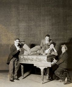 Marx Brothers, 1928