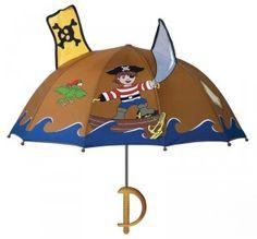Denver is umbrella crazy...  I'd love to get this for him :D