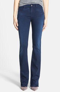 e9daeb5bdbf 7 For All Mankind®  The Skinny  Bootcut Jeans (Slim Illusion Luxe Rich