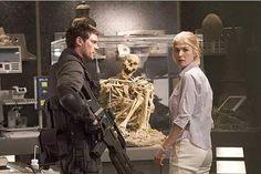 John and Samantha (bro / sis) Doom Doom Movie, Movie Tv, Richard Brake, Rosamond Pike, Karl Urban Movies, Star Trek 2009, Fantasy Films, Dwayne Johnson, Hollywood Actor