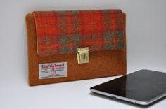 Create Your Own tablet case  HARRIS TWEED by EsplanadeLondon, £36.50