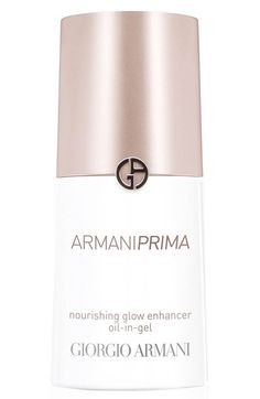 Giorgio Armani 'Prima' Nourishing Glow Enhancer Oil-in-Gel