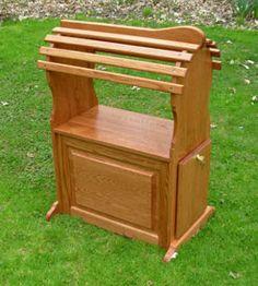 space saver saddle stand