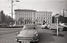 Bratislava, Socialism, Street View, Times, Nostalgia