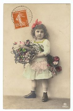 Public Domain - Vintage Post Card | Flickr - Photo Sharing!