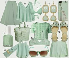 Colour your life : Pastel inspirations