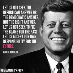 Let us accept our own responsibility for the future life quotes quotes quote life famous quotes life quotes and sayings john f kennedy famous life quotes Jfk Quotes, Kennedy Quotes, Wise Quotes, Quotable Quotes, Famous Quotes, Great Quotes, Quotes To Live By, Motivational Quotes, Inspirational Quotes