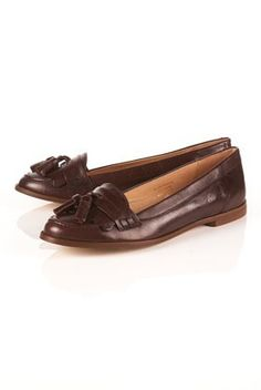 penny loafers:)