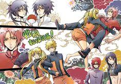 Naruto Genderbend!!!!