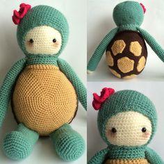 Krissie de Schildpad #bymascha
