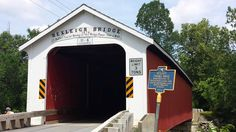 Rexleigh Covered Bridge in Washington County, NY