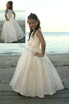 baptism dress inspiration-- could make this out of my silk wedding dress.