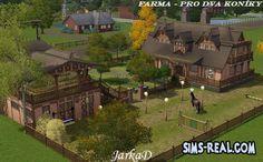 farmhouse the sims 3 - Google Search
