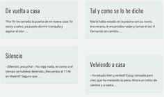Puedes leerlos aquí: http://blogs.siglo22.net/relatos/page/6/