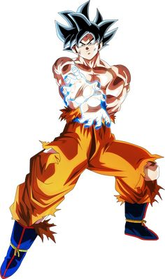 A Power Out of Limit. Goku Ultra Instict by on DeviantArt Gogeta Super Saiyan 4, Dbz Characters, Fictional Characters, Dragon Ball, Great Warriors, Magazine Images, Deviantart, Son Goku, Marvel Dc