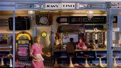 Joan Steiner - Diner 'Look Alike'