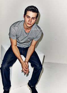 Dylan O'Brien photographed by Eric Ray Davidson