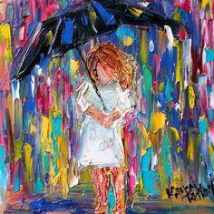 """""""autumn rain child"""" by karen tarlton"""