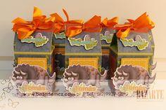 Dinossauro para meninas caixa personalizada molde scrapfesta infatil