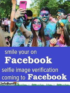 It would seem that we now have Facebook selfie image verification. It has been reported that Facebook is testing the new security feature to stop bots and cut down on criminal activity.