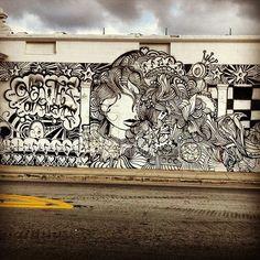 street art in Miami