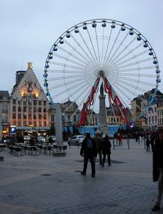 Lille, France. Want to go here again when the fall festival starts!