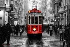 İstanbul, Taksim (İstiklal Caddesi) Beyoğlu, Türkiye