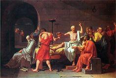 Despre moartea lui Socrate -