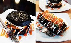 Black Gurger & Hotdog Black Gurger & Hotdog | House Of Merich di Palembang
