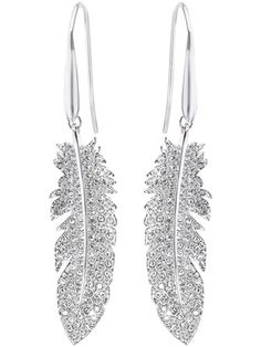 Ruby Earrings Spring Clothes and Accessories 2013 - New Spring Looks 2013 - Marie Claire 50 Star Pieces for Spring Ruby Red Swarovski Crystal Earrings, Ruby Earrings, Feather Earrings, Bridal Earrings, Bridal Jewelry, Diamond Earrings, Pierced Earrings, Leaf Earrings, Crystal Earrings, Dangle Earrings