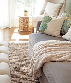 Corner Linen Chair Carol House Furniture St Louis Missouri Side Table Home Goods Livingroom