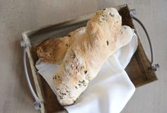 fork and flower: rustic bread