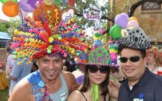 NIOSA Fiesta Hats san antonio ideas