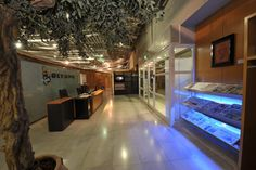 The Aristotle Onassis Lounge at Greece Athens - Eleftherios Venizelos International Terminal A