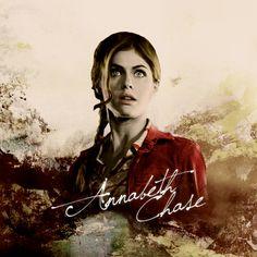 Annabeth Chase - Alexandria Daddario - Daughter Of Athena