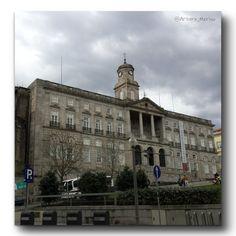 Palacio de la Bolsa en Oporto, Portugal.