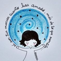 Lyric Drawings, Moon Drawing, What To Draw, Color Pencil Art, More Than Words, Music Love, Cute Tattoos, Cute Quotes, Music Songs