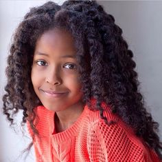 NATURAL KIDS. Natural hair styles for kids.